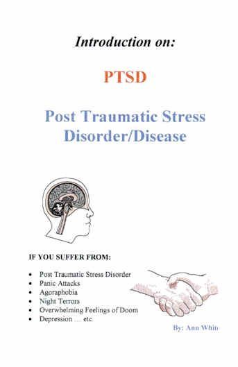 PTSD, Information, Post Traumatic Stress Disorder, The Truth on PTSD,  Book (lets), Author, Publisher, New Age PTSD, Post Traumatic Stress Disorder, Stress, Panic disorder, Flashbacks, Fear, Anxiety disorder, Chronic Fatigue Syndrome, CFS, Education, info, Information, Medical, Veterans, mental illness, Physical illness, Agoraphobia, medication, Mental pain, Vietnam Veterans, Gulf War, Books, pain